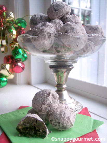 mexican chocolate snowball cookie recipe 5