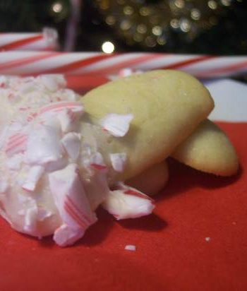 Peppermint White Chocolate Sticks