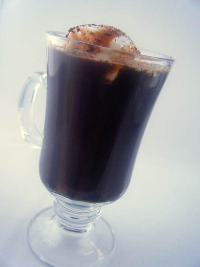 Adult Mexican Hot Chocolate