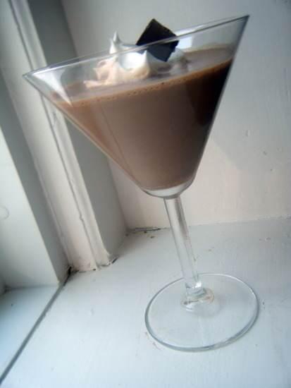 Chocolate Caramel Martini Recipe | SnappyGourmet.com