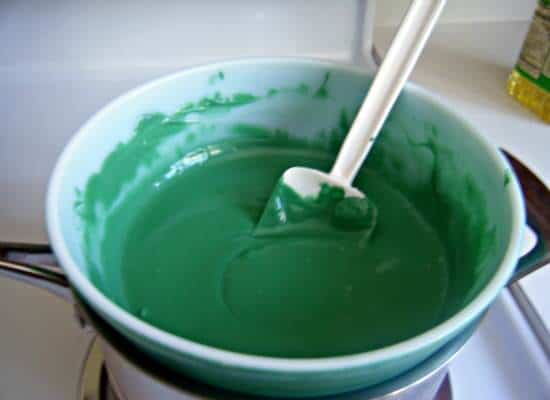 Green Velvet St. Patrick's Day Dipped Cupcakes Recipe   SnappyGourmet.com