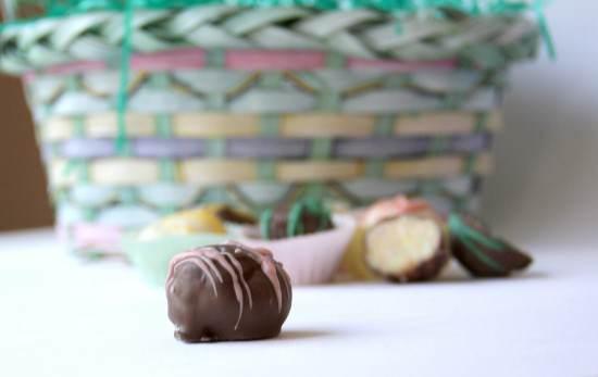 Cake Batter Truffles Candy Recipe   SnappyGourmet.com