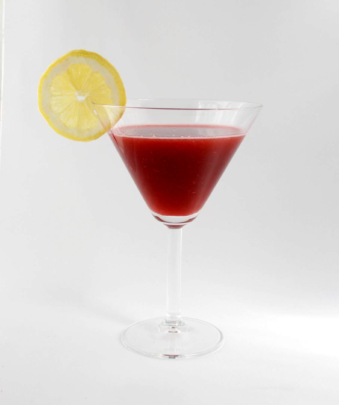 Minty Raspberry-Lemonade Cocktail Recipe | SnappyGourmet.com