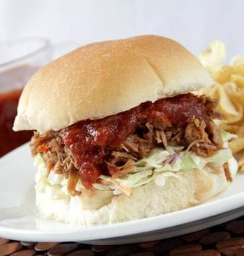 Sweet & Spicy Root Beer BBQ Pork