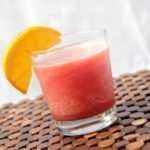 Frozen Watermelon Citrus Daiquiri