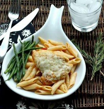 Sundried Tomato Herb Chicken & Pasta