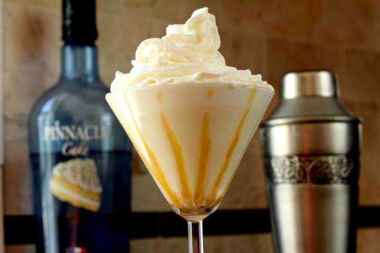 Tres Leches Caketini | Cajeta Recipes