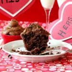 Chocolate Stout Cupcakes – Valentine's Day Dessert!