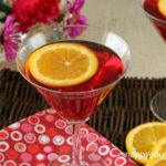Ruby Slipper Springtini