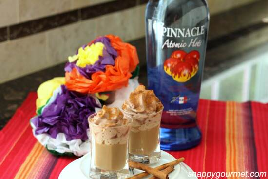 Mexican Chocolate Shots Recipe | SnappyGourmet.com