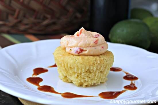 Stuffed BBQ Cupcakes Recipe | SnappyGourmet.com