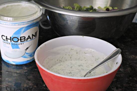 Broccoli Yogurt Salad Recipe | SnappyGourmet.com