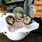 Dipped Oreo Ice Cream Pops