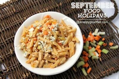 Food Holidays & Recipes (September) | SnappyGourmet.com
