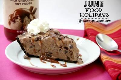 Food Holidays & Recipes (June) | SnappyGourmet.com