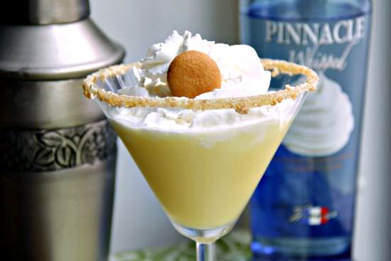 banana puddintini