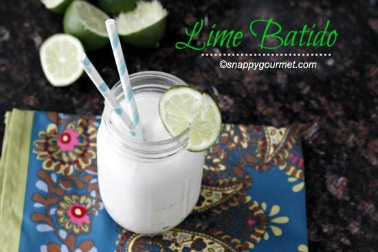 Lime Batido