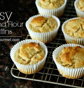 Easy Almond Flour Muffins