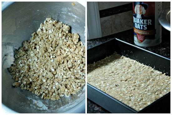 Caramel Apple Bars   snappygourmet.com