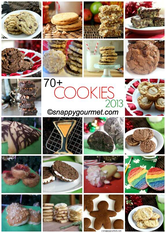 Best Christmas Cookies Recipes Roundup - Snappy Gourmet