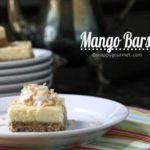 Mango Bars