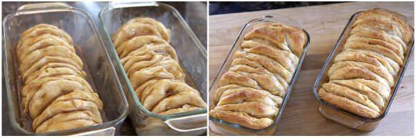 Easy Pull Apart Monkey Bread Recipe (baked) | snappygourmet.com