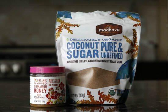 Coconut Snickerdoodletini Cocktai (Madhava honey & sugar)l | snappygourmet.com