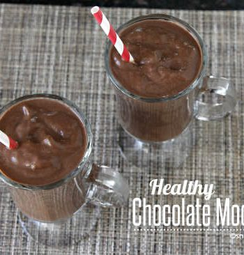Healthy Chocolate Mockshake