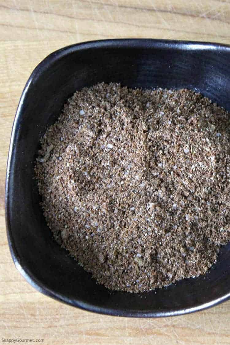 Mild Homemade Taco Seasoning recipe - make your own taco seasoning
