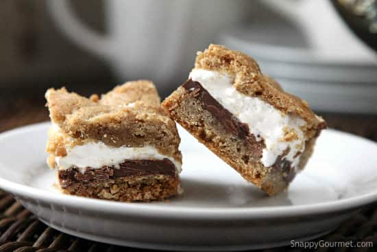 Cookies bars recipes easy
