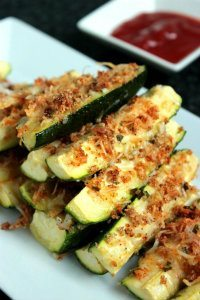 70+ Best Zucchini Recipes (Baked Garlic Parmesan Zucchini Recipe) | SnappyGourmet.com