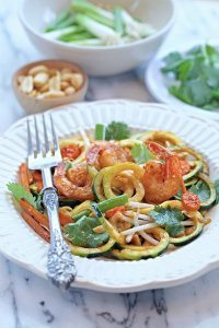 70+ Best Zucchini Recipes (Zoodles Pad Thai Recipe)   SnappyGourmet.com