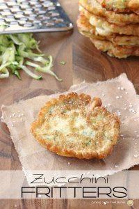 70+ Best Zucchini Recipes (Zucchini Fritters Recipe)   SnappyGourmet.com