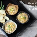 Slow Cooker Spicy Sausage & Corn Soup Recipe