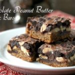 Chocolate Peanut Butter Magic Bars Recipe