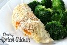 Cheesy Apricot Chicken Bake Recipe