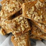 Butterscotch Apple Toffee Bars Recipe & Giveaway