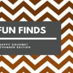 Fun Finds & Gift Ideas – November Edition