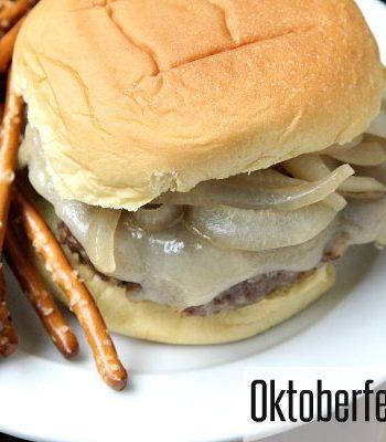 Oktoberfest Burger Recipe