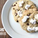 Ball Game Chunk Cookies Recipe