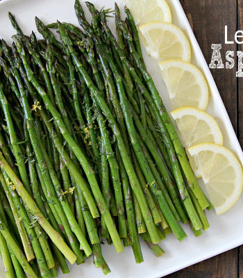 Lemon Dill Asparagus Sauté Recipe