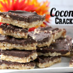 Coconut Crack Bars Recipe