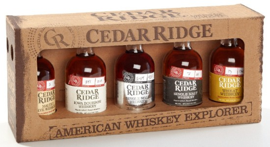 12 Days of Christmas Gift Ideas for Foodies - whiskey explorer