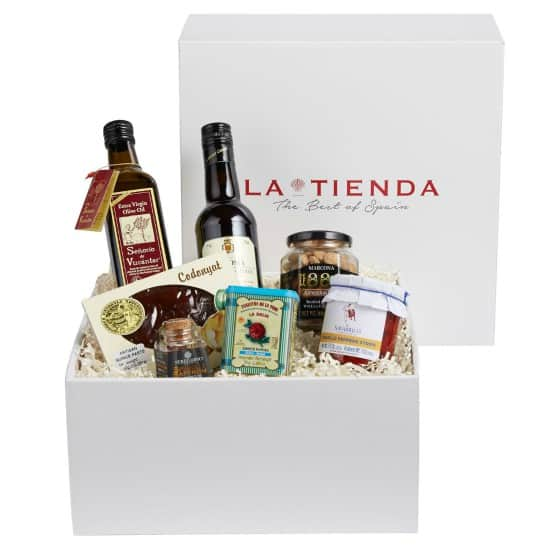 12 Days of Christmas Gift Ideas for Foodies - La Tienda Spanish Gift Box