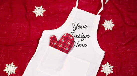 12 Days of Christmas Gift Ideas for Foodies - Apron & Mitt