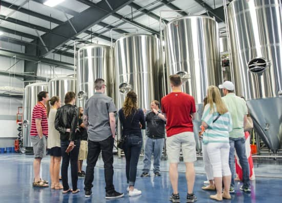 12 Days of Christmas Gift Ideas for Foodies - beer tour