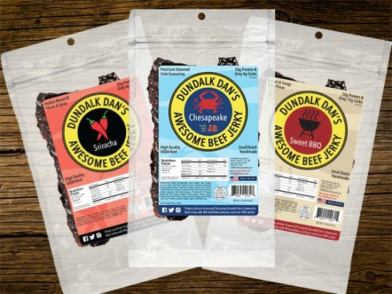 12 Days of Christmas Gift Ideas for Foodies - Jerky