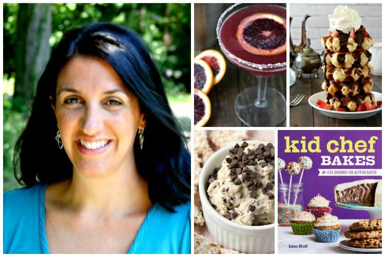 About Snappy Gourmet and Lisa Huff, Recipe Developer