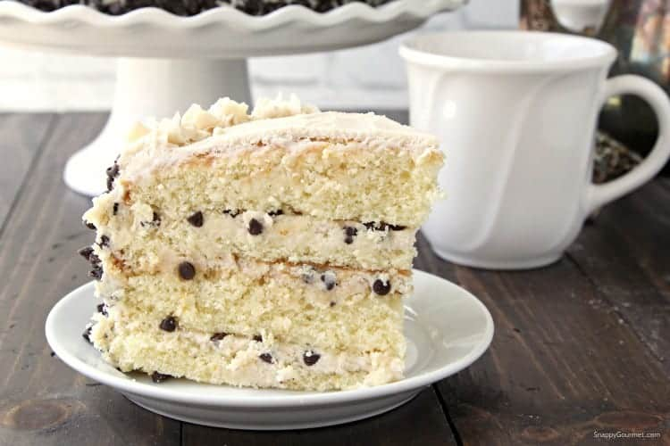 Cannoli Cake Recipe - how to make cannoli cake with easy to find ingredients