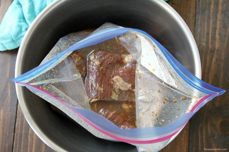 Teriyaki Marinade - the best overnight marinade for steak, chicken, and pork